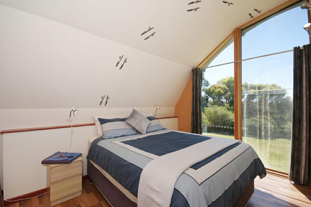 Bedroom Chalet 1