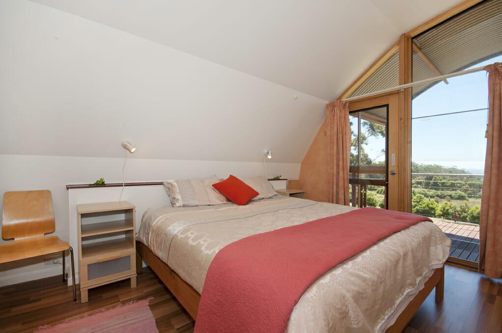 Bedroom Chalet 2